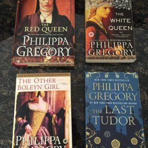 Philippa Gregory 4 Novel Collection
